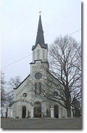 St Boniface Catholic Church - Westphalia