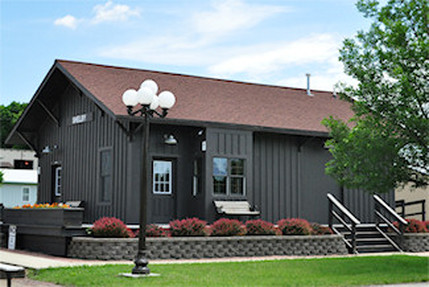 Picture of Shelby County Rock Island Depot
