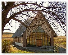 Picture of Willow Creek Glass Chapel