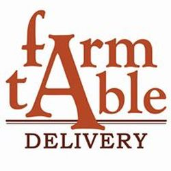 Farm Table Delivery & Procurement Logo