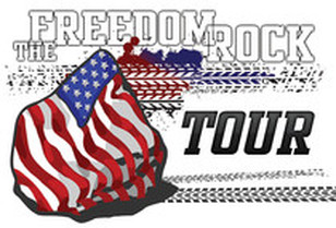 The Fredom Rock Tour Logo