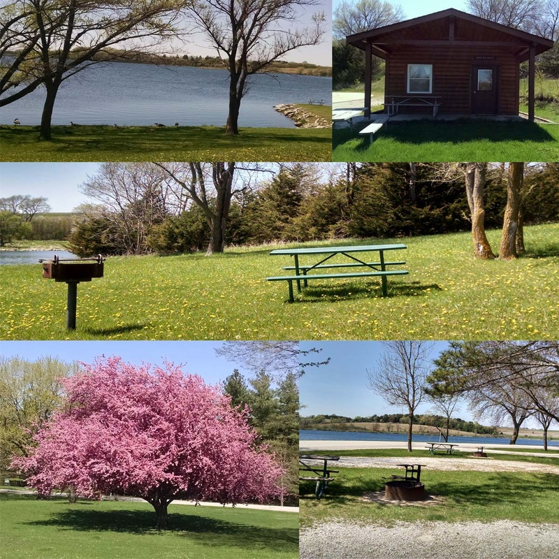Montage of local campgrounds #2