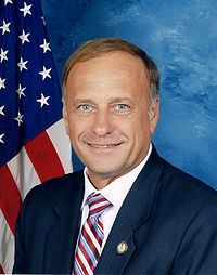 Picture of U.S. House of Representative Steve King