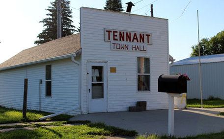 Picture of Tennant Town Hall