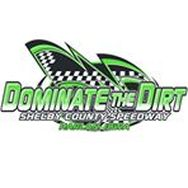 Racetrack Logo - Dominate the Dirt!