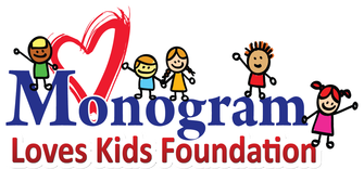 Monogram Loves Kids Foundation Grant Logo