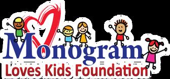 Monogram Loves Kids Foundation Grant Logo