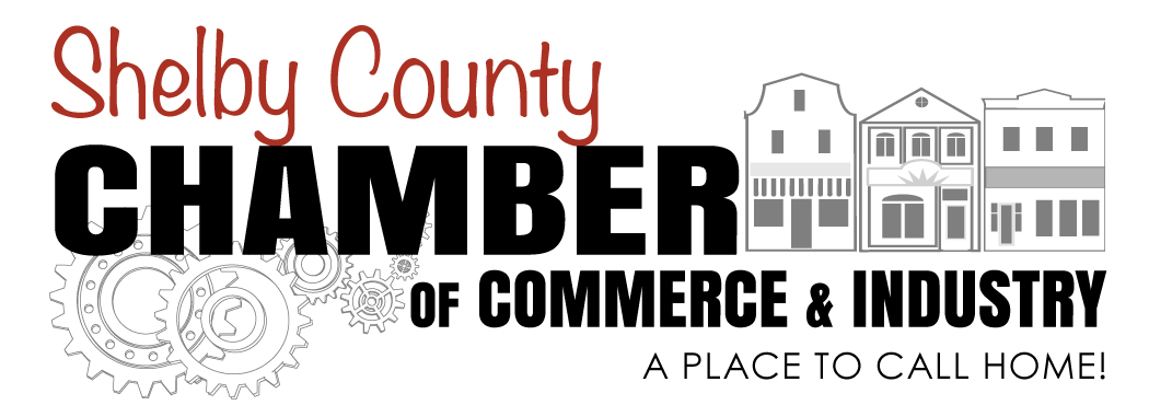 Shelby County Chamber of Commerce and Industry Logo