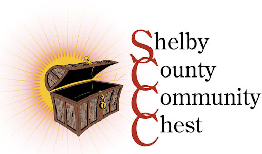 Picture of Shelby County Community Chest logo.
