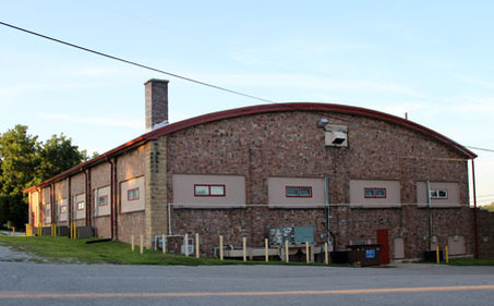 Picture of a community center.