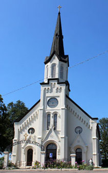 Picture of St. Boniface Catholic church
