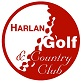 Picture of Harlan Golf & Country Club Logo.