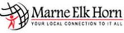 Marne Elk Horn Communications logo